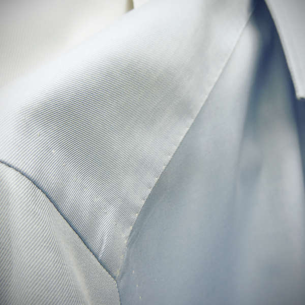 high end bespoke hand made shirt